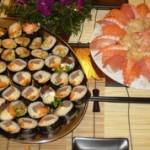 Sushi w domu