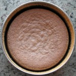 Tort makowy upieczony