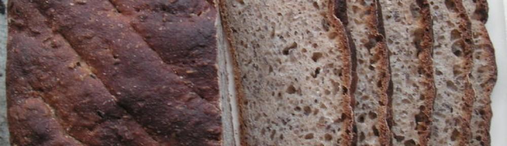 A tak wygląda chleb w przekroju