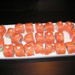 półmisek salmon roler