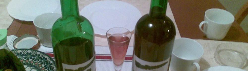 Domowe WinoGronowe 2006
