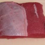 Rostbef wołowy - dobre mięso do smażenie steków