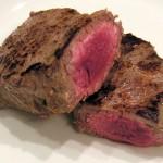 stek wołowy średnio wysmażony