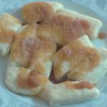 Pierogi leniwe czyli kluski serowe