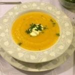 Zupa z dyni krem