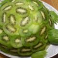 Tort szmaragdowy żółw