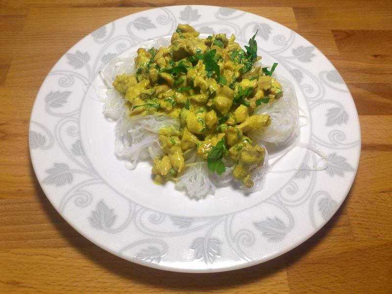 Jak Zrobic Kurczaka W Sosie Curry Mojedania Pl