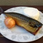 Składniki pasty z makreli