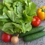 Sałatka grecka - składniki
