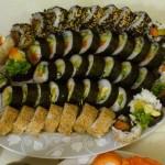 Sushi różne