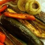 Warzywa smażone
