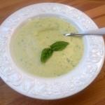 Zielone gazpacho