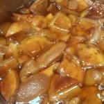 Gotowane podgrzybki