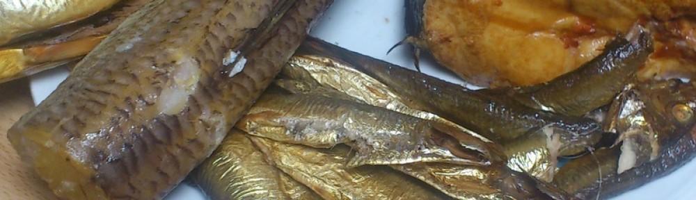 Makrela, srebrzyk, trewal, szprotki