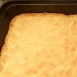 Podpieczone ciasto kruche