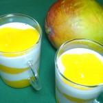 Jogurt z mango