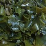 Namoczone glony wakame