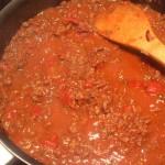 Gotowy sos boloński do lazanii