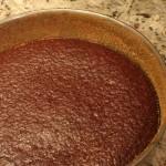 Błyskawiczne ciasto czekoladowe